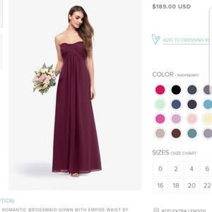 Gather& gown